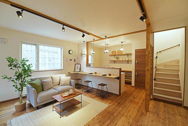 北海道登別市モデルハウス