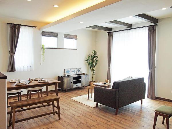 埼玉県伊奈町モデルハウス