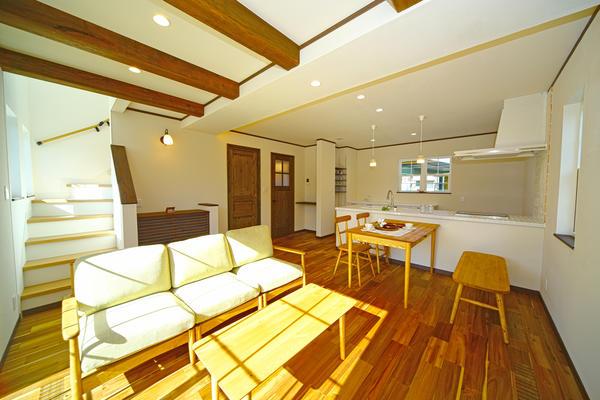 新潟県新潟市モデルハウス