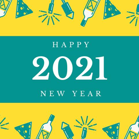 2021年もよろしくお願いします!!