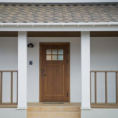 【Skogのいえ】玄関ドア&内装ドアをご紹介!